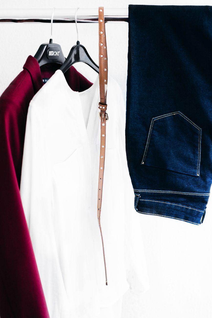 Laagjes in kleding